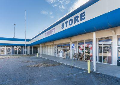 Avondale Shopping Center tenant Thrift Store in Amarillo TX
