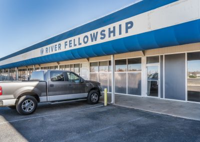 Avondale Shopping Center tenant Fellowship Church in Amarillo TX