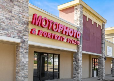 Motophoto & Portrait Studio, a tenant at Broadway Town Center in Tyler TX