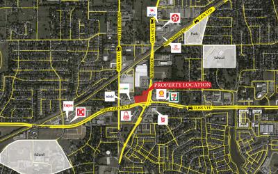 1.28 Acres Davis & Mid Cities