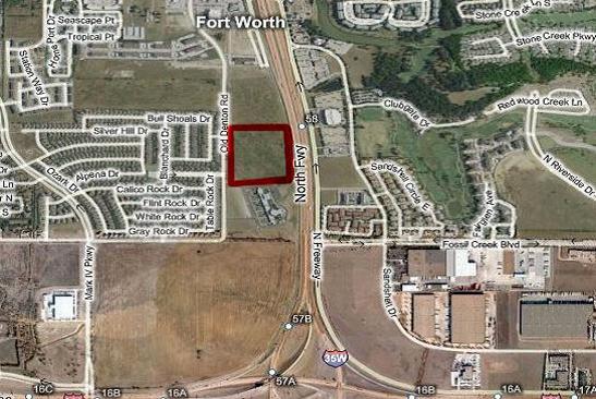 I-35 & Old Denton Road | Woodcrest Capital I Road Map on i-35 interstate map, ih 35 map, i-35 south iowa,