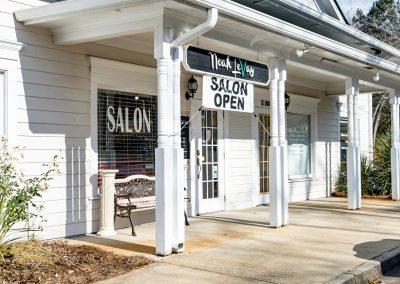 Noah LeVay Salon, a hair salon in the Town Fair shopping and business center in Kennesaw GA