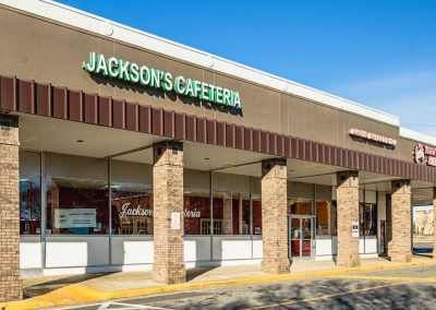 Jackson's Cafeteria, a tenant at Akers Center in Gastonia NC