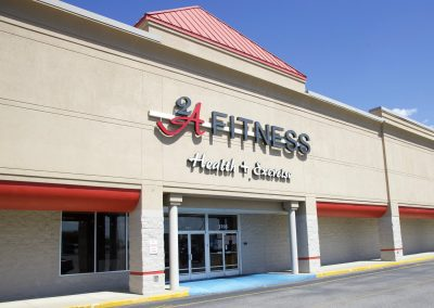 2A Fitness, a gym in the Montgomery Commons shopping center in Montgomery AL