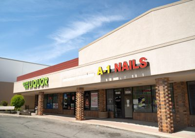 A-1 Nails, a nail salon at the Shops at Highland Plaza in Milwaukee WI