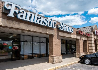 Fantastic Sams, a hair salon in the Radcliff Square shopping center in Radcliff KY