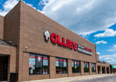 Ollie's Bargain Outlet, a discount store in the Radcliff Square shopping center in Radcliff KY