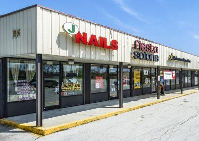 Fostoria Plaza shopping center in Fostoria Ohio tenants
