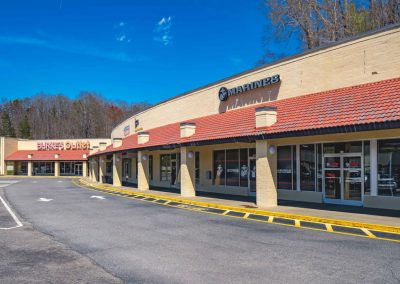 Marion City Square shopping center