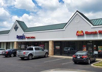 Marco's Pizza at Glenway Crossing shopping center in Cincinnati Ohio
