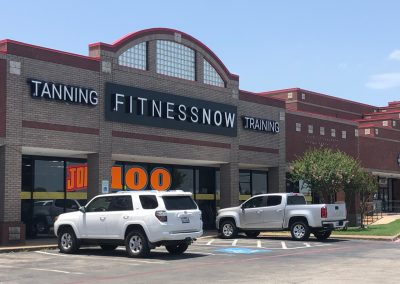 Fitness Now at the North Hills Village shopping center in North RIchland Hills Texas