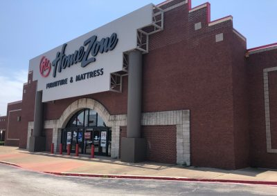 Home Zone at the North Hills Village shopping center in North RIchland Hills Texas