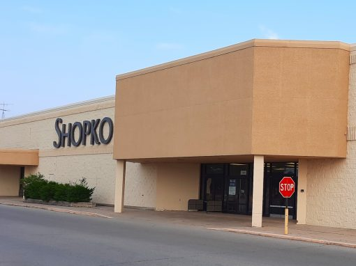 90,461 SF Former Shopko – Austin MN