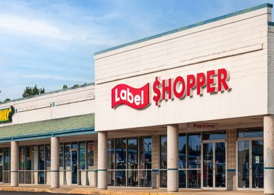 Label Shopper, a clothing store in Whitewater Center, a shopping center in Connersville IN
